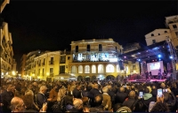 GEOEWS - Salerno: Notte Bianca con Loredana Bertè