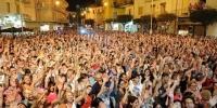 """LA VOCE LIBERA NEWS - SALERNO: """"Notte Bianca"""" blindata, bagno di folla. Poi i soliti lamenti dei commercianti"""