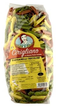 Garganelli tricolori