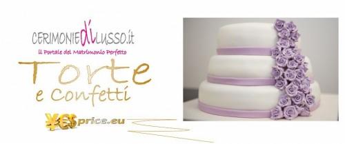 TORTE E CONFETTI SPOSI MATRIMONIO