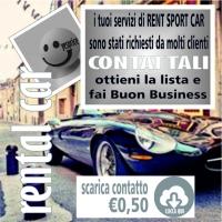 download PDF - RENTAL CAR - RICHIESTE SERVIZI