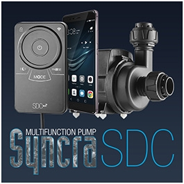 Syncra sdc WIFI 7.0 3000/7000L/H 500cm h