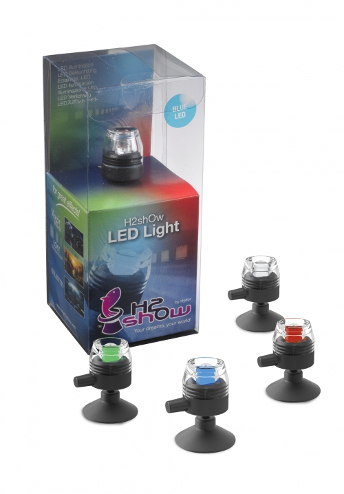 HYDOR LED LIGHT VERDE