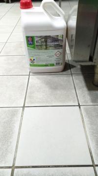 Prova detergente sgrassante alcalino SEPCA D.L. DEEP CLEANING