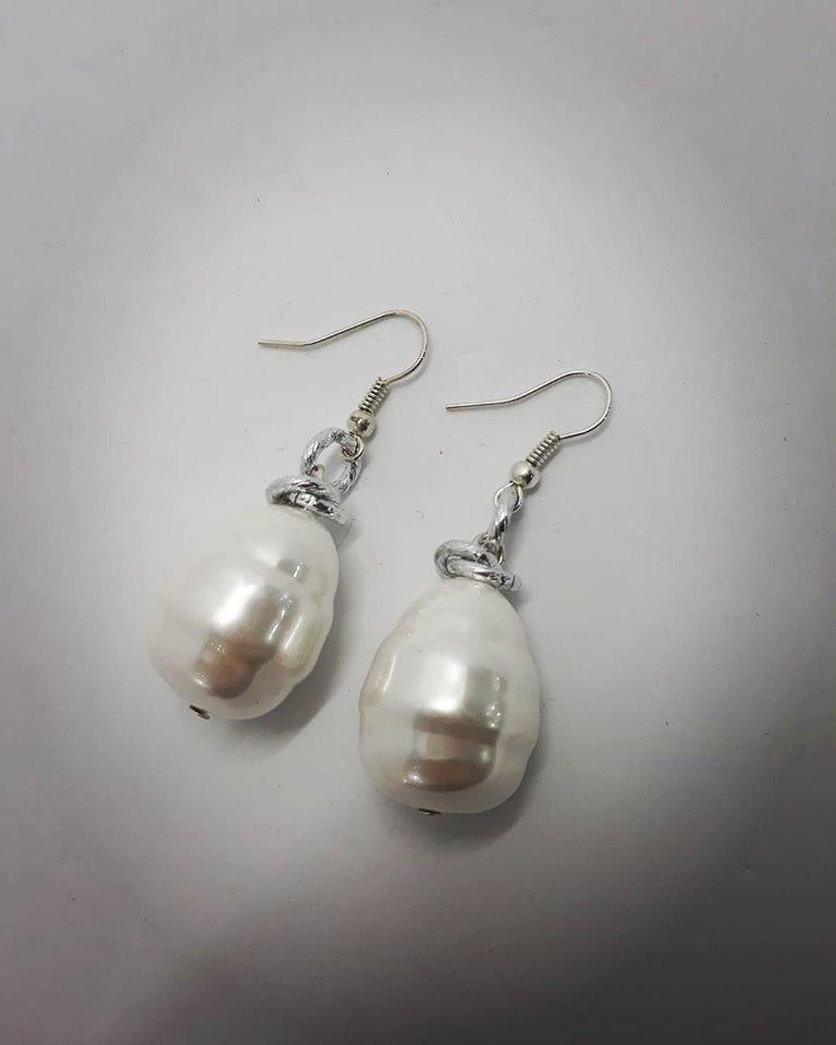 perloni di fiume bianchi