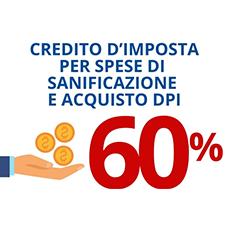 Credito di imposta spese di sanificazione fruibile fino al 30.06: Le istruzioni aggiornate