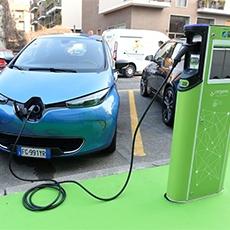 Auto elettriche e parcheggi: Alcune novità nel nuovo Decreto Draghi