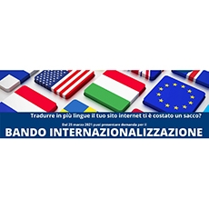 Bando Internazionalizzazione. Ecco gli aiuti dalla camera di commercio