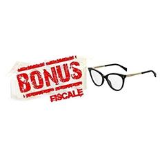 Arriva un bonus fiscale per chi usa occhiali da vista o lenti a contatto abitualmente