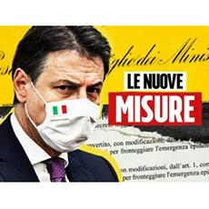 Nuovo DPCM, Conte ha firmato: Cosa si può fare e cosa no. Alto Adige, Lombardia, Sicilia in zona rossa