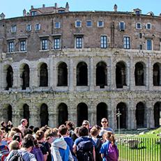 Il COVID-19 cancella anche il turismo scolastico