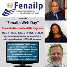 Fenailp Web Day: Giornata Nazionale Delle Imprese