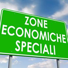 Imprese: Imposte ridotte al 50% per chi investe nelle zone ZES