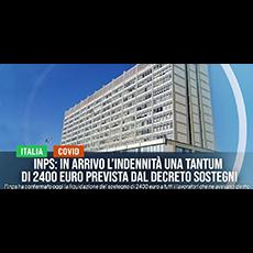 Liquidata l'indennità una tantum COVID-19 prevista dal Decreto Sostegni