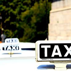 Da Regione Lombardia esenzione, quest'anno, per: taxi, autobus e veicoli con conducente