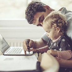 Per tutto il 2021 arrivano i nuovi congedi covid genitori
