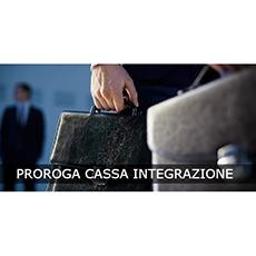 Proroga cassa integrazione al 31 marzo 2021