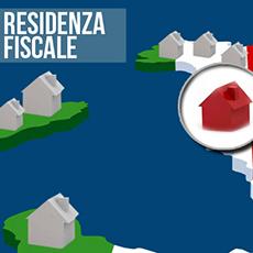 Residenza fiscale accertabile con l'analisi dell'agenda: Cassazione