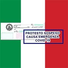 Sospensione protesti dal registro informatico a seguito della legge 178 del 30 dicembre 2020