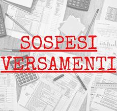 Versamenti tributari e contributivi sospesi: Il 18.01 versamento rata del restante 50%