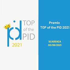 Torna il Premio TOP of the PID, l'iniziativa promossa dai Punti Impresa Digitale delle Camere di Commercio