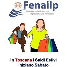 Saldi estivi 2021 in Toscana si parte sabato 3 luglio 2021