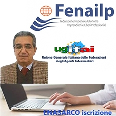 Fenailp-UGIFAI: Enasarco anche per intermediari come influencer e call center