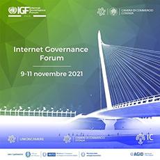 Unioncamere: Internet Governance Forum Italia 2021 a Cosenza dal 9 all'11 novembre