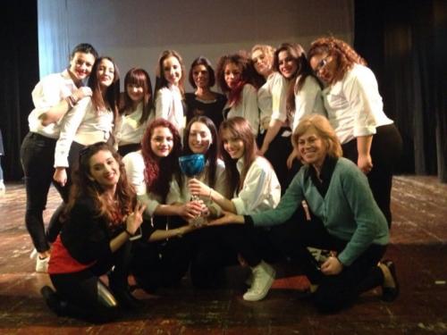 LA SCUOLA DANZA, IL MOSCATI.PURE!!! – di Raffaella di Domenico, Luciana Serra e Naomi Garcia (2^A)