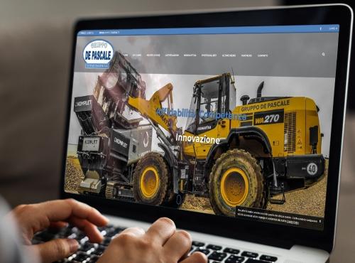 NEWS N.1/2020 - Affidabilità, competenza e innovazione ora in Rete con il nuovo sito www.gruppodepascale.it