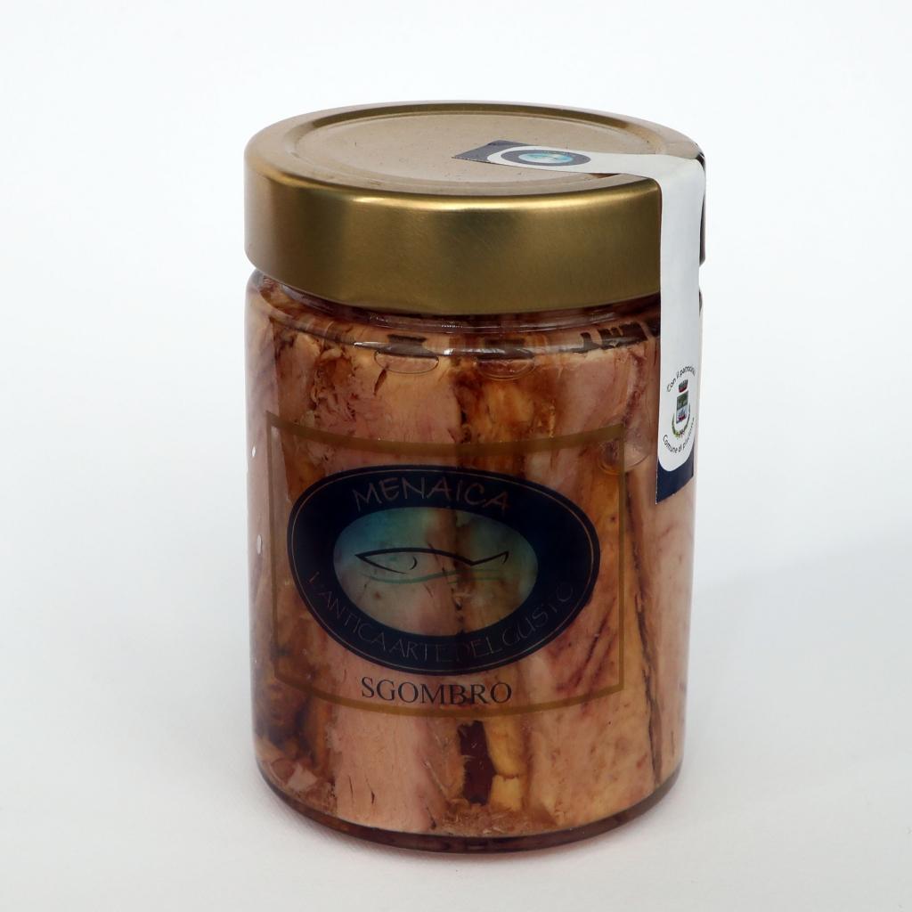 SGOMBRO SOTT'OLIO 500 gr