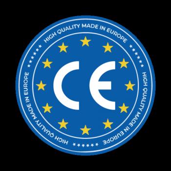 Conforme CE Sicurezza e compatibilità elettromagnetica